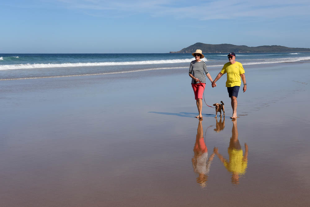 Pet Friendly Caravan Park Accommodation at Dunbogan on the Mid North Coast, NSW