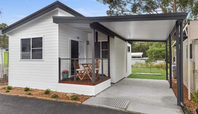 Dwellings for Sale - Diamond Waters Caravan Park
